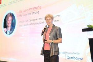 Việt Nam thuộc ở top đầu những quốc gia tiên phong triển khai 5G