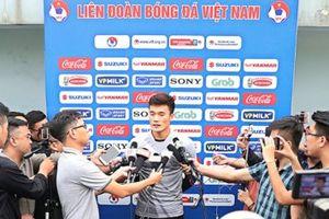 Bùi Tiến Dũng: 'ĐT Việt Nam đã sẵn sàng cho trận đấu với Malaysia'