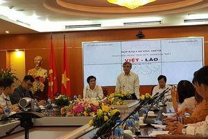 Ngày hội 'Thắm tình hữu nghị đặc biệt Việt - Lào' sẽ diễn ra tại TP Điện Biên
