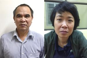 Khởi tố, bắt tạm giam nguyên Tổng Giám đốc và Phó Tổng Giám đốc MobiFone