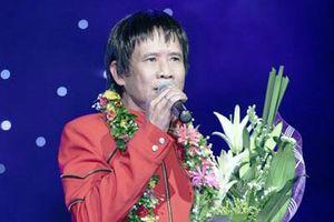Ca sĩ Tuấn Vũ được cấp phép biểu diễn tại Hà Nội