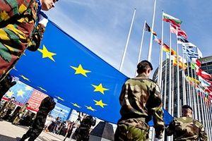 Vì sao Mỹ không muốn EU có quân đội chung?
