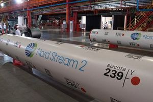 Người khổng lồ năng lượng Gazprom Nga trực diện 'thách thức' sức mạnh Mỹ
