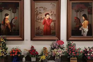 'Vùng Mê thảo' của Lê Thế Anh đến với công chúng TP Hồ Chí Minh