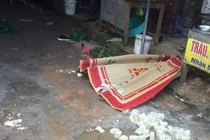 Vụ thiếu phụ ở Hải Dương bị bắn chết ngay giữa chợ: Hai người từng nhắn tin qua lại