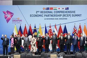 10 nước ASEAN và 6 đối tác xây dựng Hiệp định Đối tác kinh tế toàn diện khu vực