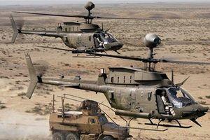 Syria cáo buộc liên quân Mỹ chở các chỉ huy IS đến nơi an toàn