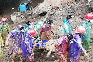 Đã tìm thấy thi thể nạn nhân cuối cùng trong hang Cột Cờ