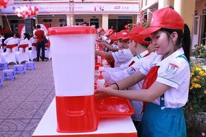 50% trẻ mắc tiêu chảy có thể đã không mắc bệnh nếu… rửa tay với xà phòng