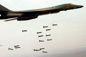 Syria: Liên quân Mỹ sử dụng bom chùm tấn công IS, hàng chục người thương vong