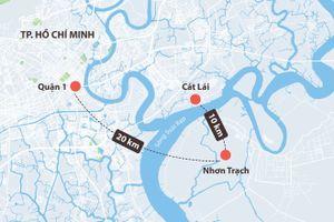 TP Hồ Chí Minh đồng ý giao dự án cầu Cát Lái cho Đồng Nai