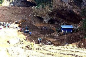 Sau 11 ngày tìm kiếm, cứu hộ tìm được thi thể vụ sập hầm vàng
