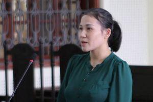Nữ phóng viên truyền hình bị phạt 4 năm tù vì chiếm đoạt tiền