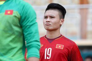 Danh thủ Nguyễn Hồng Sơn: 'Quang Hải sẽ đá tiền đạo trước Malaysia'