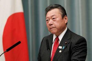 Bộ trưởng An ninh mạng Nhật Bản: 'Tôi chưa từng dùng máy tính'