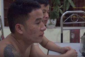 Hai anh em đi xế hộp truy sát người đàn ông lúc rạng sáng