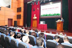 Bộ VHTTDL: Hội nghị lấy ý kiến giới thiệu nhân sự tham gia BCH TƯ Đảng nhiệm kỳ 2021-2026
