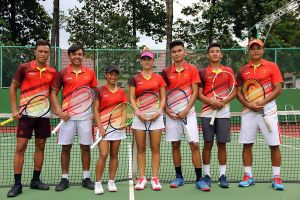 Đại hội Thể thao toàn quốc lần VIII: Ngày 19.11, môn Quần vợt sẽ khởi tranh