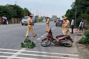 Thái Bình: Tài xế xe tải gây tai nạn rồi bỏ trốn khiến người dân bức xúc