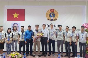 CĐ các KCN tỉnh Bắc Giang: Kết nạp mới gần 1.000 đoàn viên