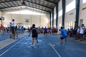Sở GDĐT tỉnh và CĐ ngành Giáo dục Bà Rịa - Vũng Tàu: Tổ chức Hội thao chào mừng kỷ niệm 36 năm Ngày nhà giáo VN