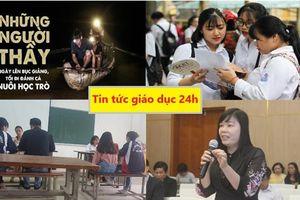 Tin tức giáo dục 24h: Sốc với gói thi 'chống trượt' đầu ra ngoại ngữ tại đại học Công nghiệp Hà Nội