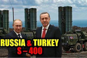 Thổ Nhĩ Kỳ tự sản xuất S-400?