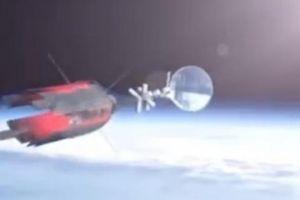 Tàu vũ trụ động cơ hạt nhân đưa người đi xa chưa từng có của Nga