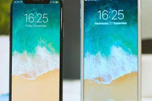 iPhone X hay iPhone 8 dùng 'sướng' hơn?