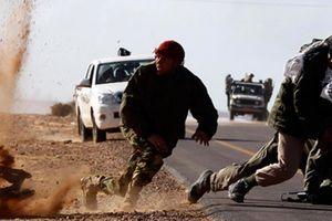 Thất thủ ở Syria, IS cố sống cố chết tháo chạy sang Iraq