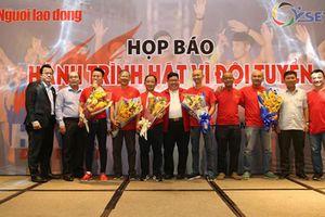 Sẽ có bài hát cổ động cho đội tuyển Việt Nam