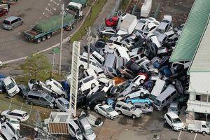 Nhật Bản: Kinh tế giảm tốc vì thiên tai