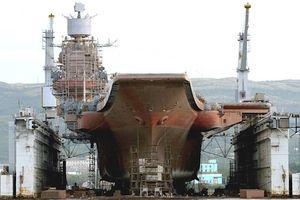 Bộ Quốc phòng Nga lần đầu nói về sự cố TSB Đô đốc Kuznetsov