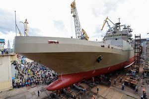 Nga bắt đầu chạy thử tàu tấn công đổ bộ kích cỡ khủng