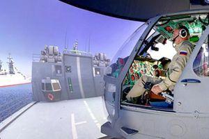 Nga tạo ra mô hình để đào tạo phi công lái trực thăng Ka-27M