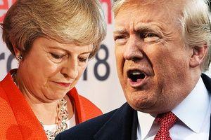 Gọi điện chúc mừng Tổng thống Mỹ, Thủ tướng Anh bất ngờ bị chỉ trích