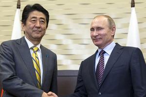 Nhật Bản, Nga tăng cường hợp tác quốc phòng