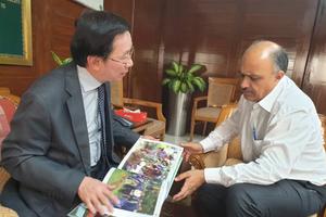 Việt Nam - Ấn Độ: Nhiều dư địa để mở rộng hợp tác