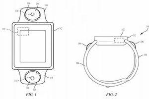 Apple Watch mới có thể được trang bị 2 camera