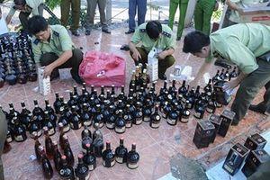 Hà Nội: 2.682 trường hợp buôn lậu, gian lận thương mại bị xử lý trong tháng 10