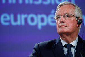 Ông Barnier hoan nghênh quyết định của chính phủ Anh