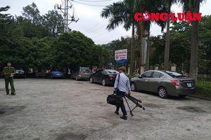Bắc Ninh: Ngăn cản phóng viên tác nghiệp tại Tòa