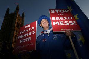Chính phủ Anh đạt được 'bước đi quyết định' trong quá trình rời EU