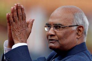 Tổng thống Ấn Độ thăm Việt Nam từ 18 - 20.11