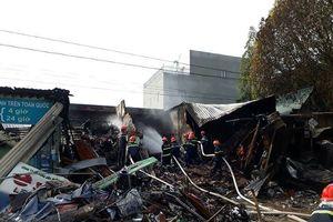 Cửa hàng đồ điện phát cháy, 1 người tử vong