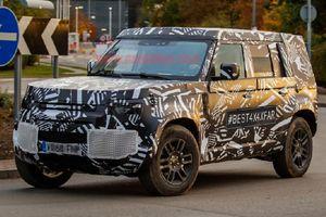 Xe việt dã Land Rover Defender 2020 có gì mới?