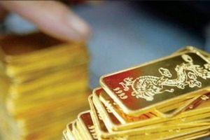 Giá vàng bật tăng mạnh 50-60 nghìn đồng/lượng