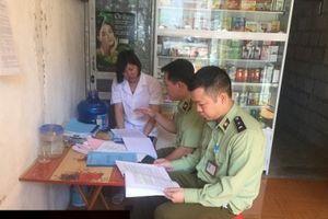 Xử lý nhiều vi phạm trong kinh doanh thuốc ở Lạng Sơn