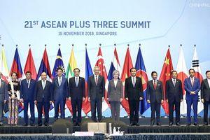 Hội nghị ASEAN+3: Thủ tướng đề cập các rủi ro tiềm ẩn