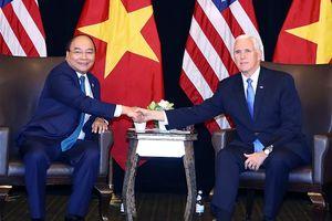 Thủ tướng hoan nghênh việc Hoa Kỳ khẳng định ủng hộ vai trò trung tâm của ASEAN